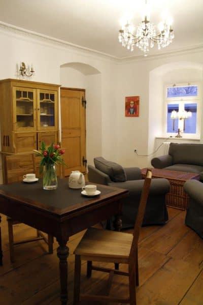 Apartament 2 w BioRezydencji