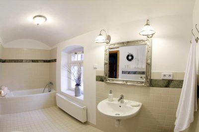 Łazienka w apartamencie 1