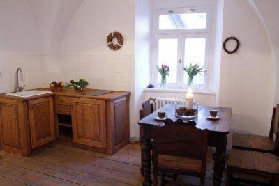 Aneks kuchenny w apartamencie 1