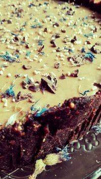Tort raw z Cafe Wolna